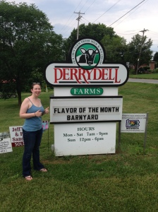 PerryDell Diary Farm Barnyard Ice Cream