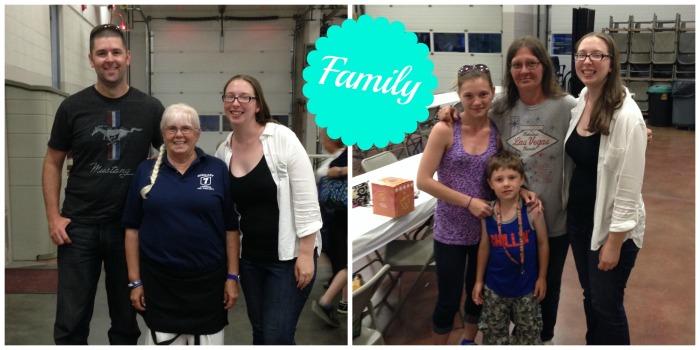 Quarter Auction Family Photo