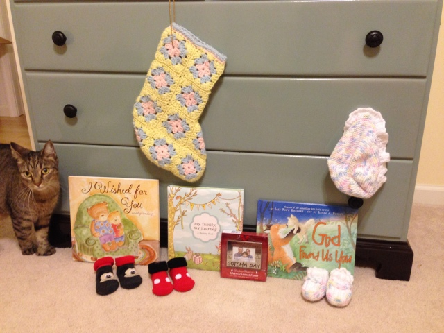 baby gifts Christmas 2015